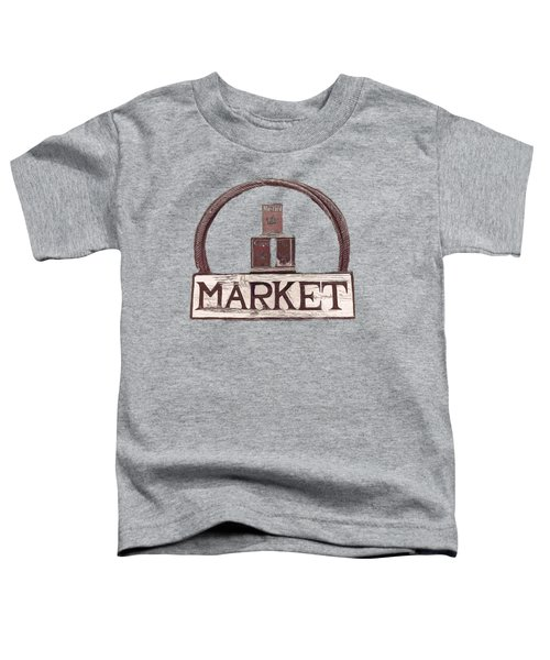 Going To The Market Toddler T-Shirt