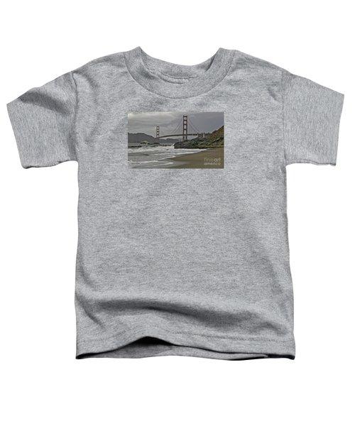 Golden Gate Study #1 Toddler T-Shirt