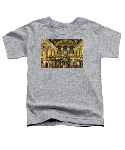 Grand Central Station Toddler T-Shirt