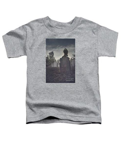 Graveyard Toddler T-Shirt