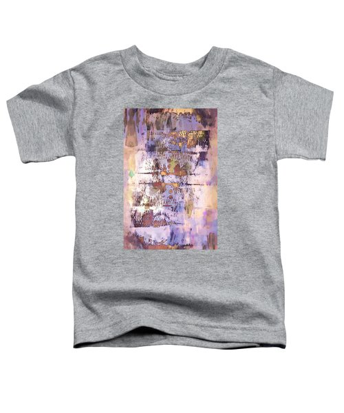 Grungy Abstract  Toddler T-Shirt