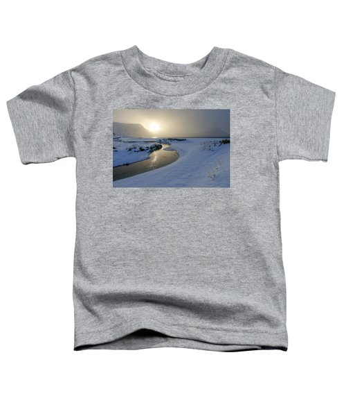 Haukland Beach, Lofoten Toddler T-Shirt by Dubi Roman