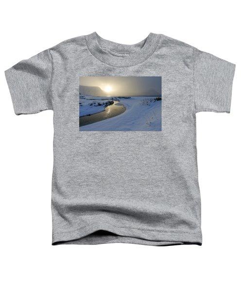 Haukland Beach, Lofoten Toddler T-Shirt