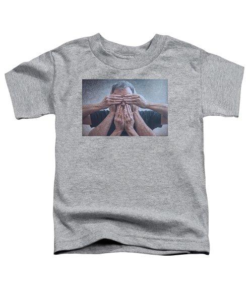 Hear, See, Speak Toddler T-Shirt