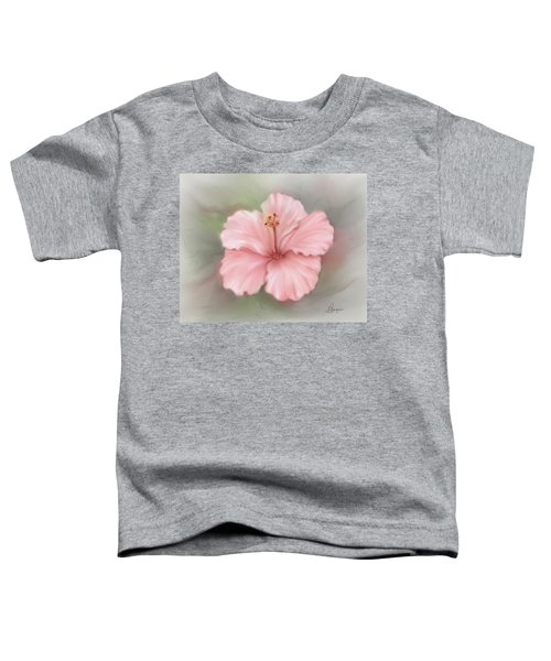 Hibiscus  Toddler T-Shirt