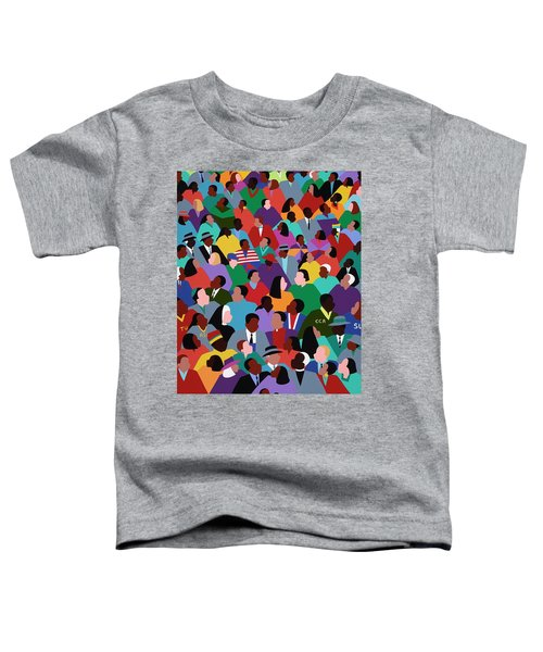 How Long Not Long Toddler T-Shirt