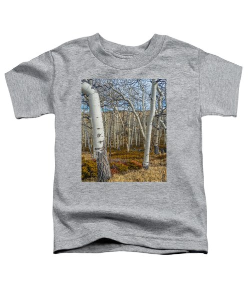 Into The Trees Toddler T-Shirt