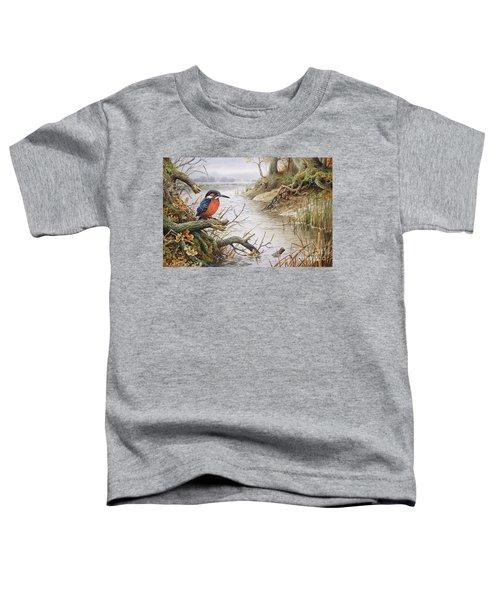 Kingfisher Toddler T-Shirt