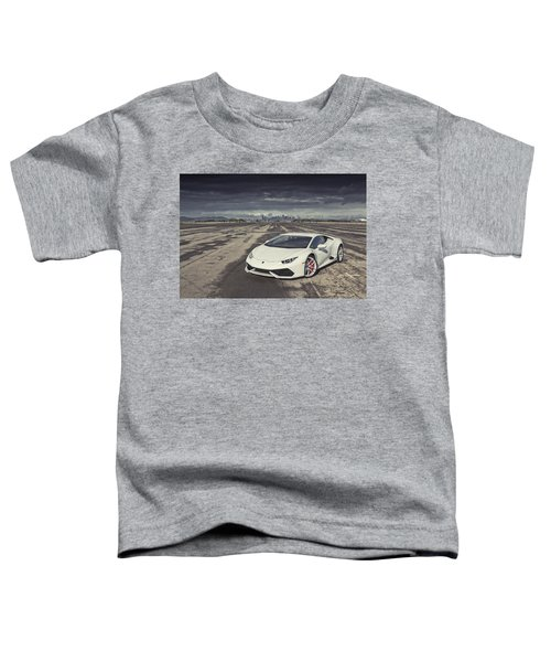Lamborghini Huracan Toddler T-Shirt