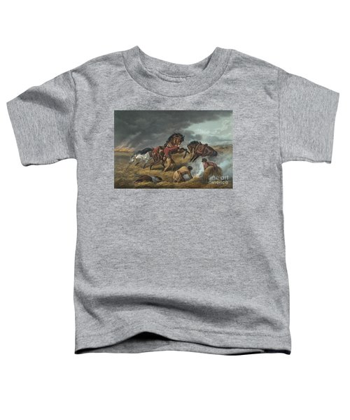 Life On The Prairie Toddler T-Shirt