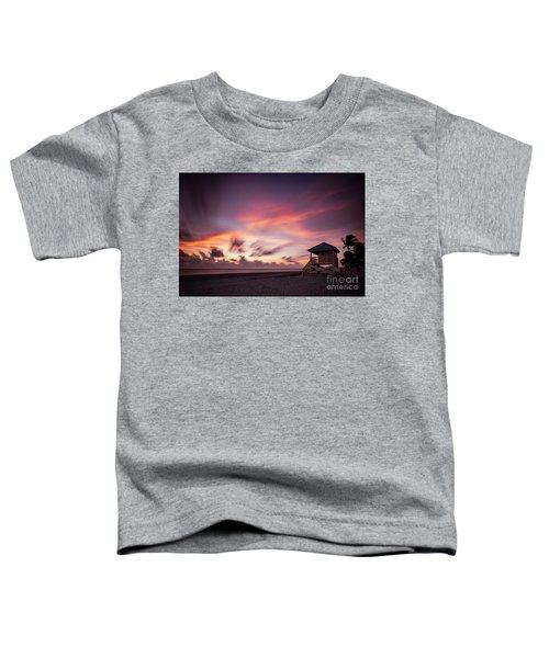 Light Into The Darkness Toddler T-Shirt