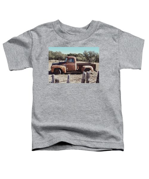 Lost In Time Toddler T-Shirt