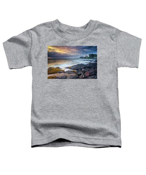 Lyman's Sunset Toddler T-Shirt