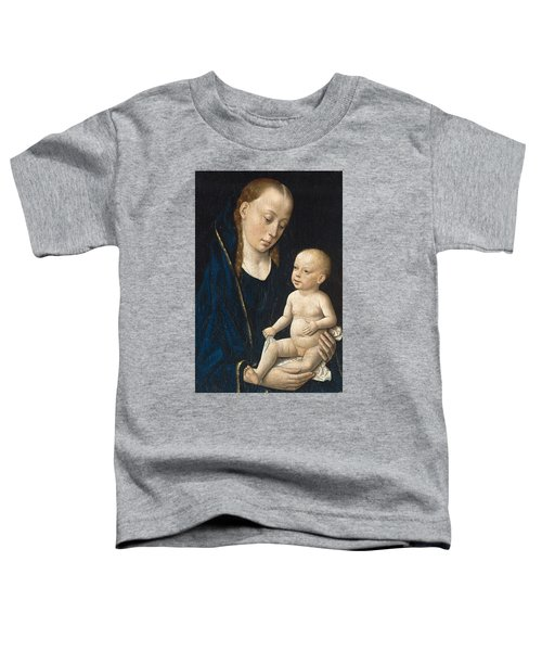 Madonna And Child Toddler T-Shirt