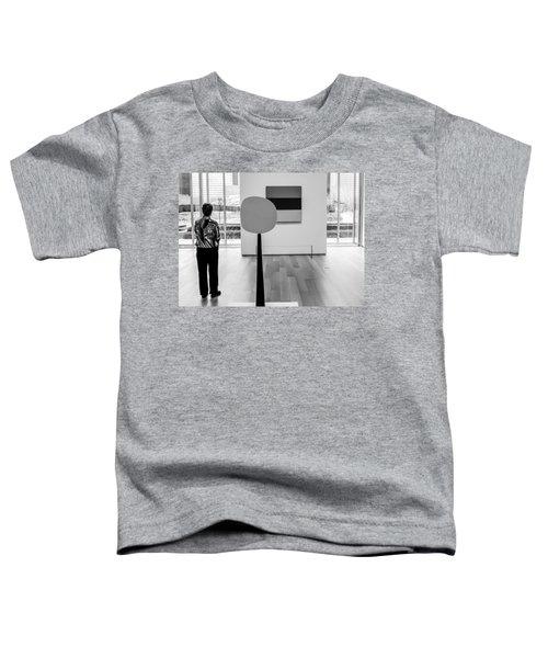 Mca Chicago Aurora Circle Square Toddler T-Shirt