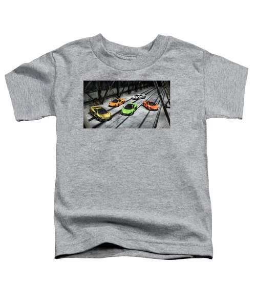Mclaren Toddler T-Shirt