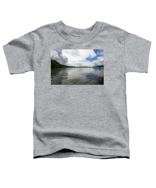 Mendenhall Lake Toddler T-Shirt
