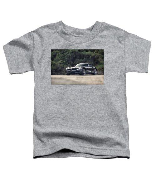 #mercedes #amg #gts Toddler T-Shirt