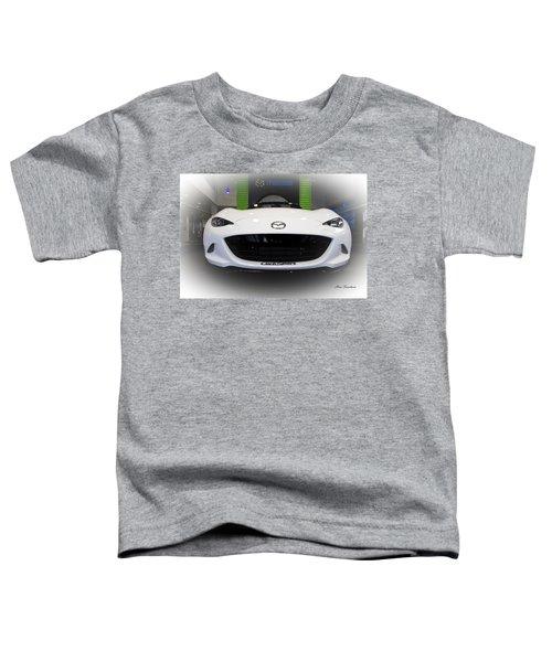 Miata Signed Toddler T-Shirt