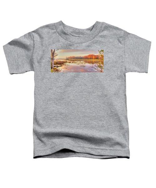 Misty Morning II Toddler T-Shirt