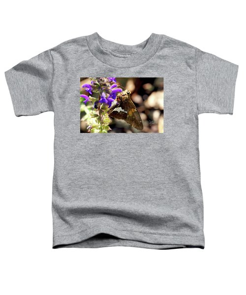 Moth Snack Toddler T-Shirt