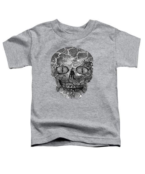 My Spooky Gothic Halloween  Toddler T-Shirt
