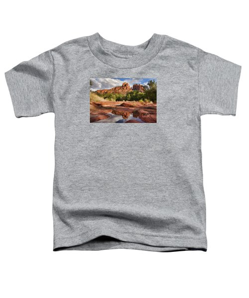 Nature's Cathedral Toddler T-Shirt