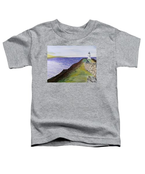 New Zealand Lighthouse Toddler T-Shirt