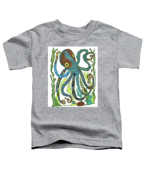 Octopus' Garden Toddler T-Shirt
