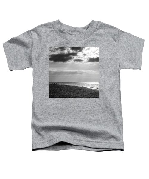 Old Hunstanton Beach, Norfolk Toddler T-Shirt