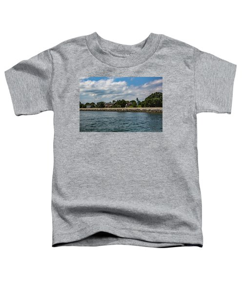 Old Point Comfort Light Toddler T-Shirt