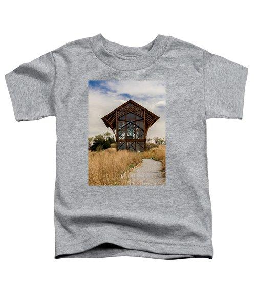 Omaha Holy Family Shrine 2 Toddler T-Shirt