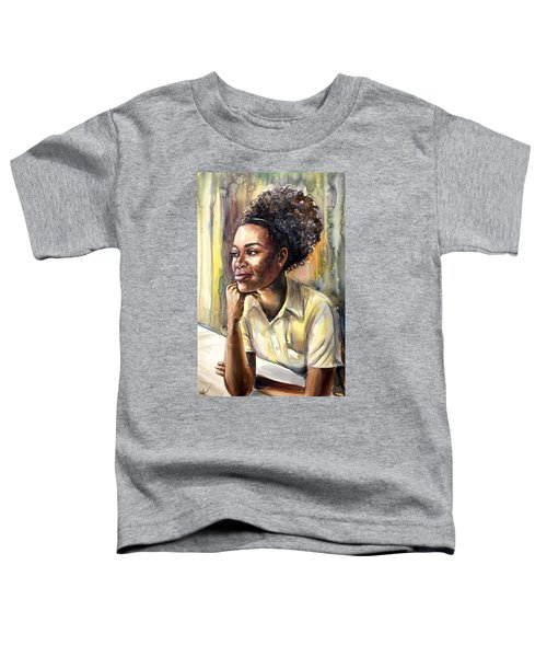 On The Window Toddler T-Shirt
