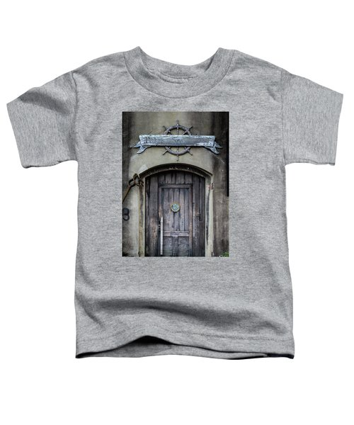 Perkins And Sons Door Toddler T-Shirt