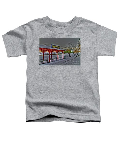 Pittsford Canal Park Toddler T-Shirt