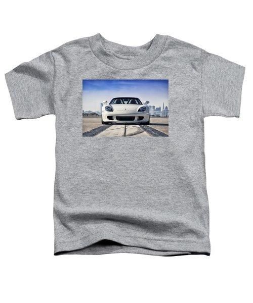 #porsche #carreragt Toddler T-Shirt