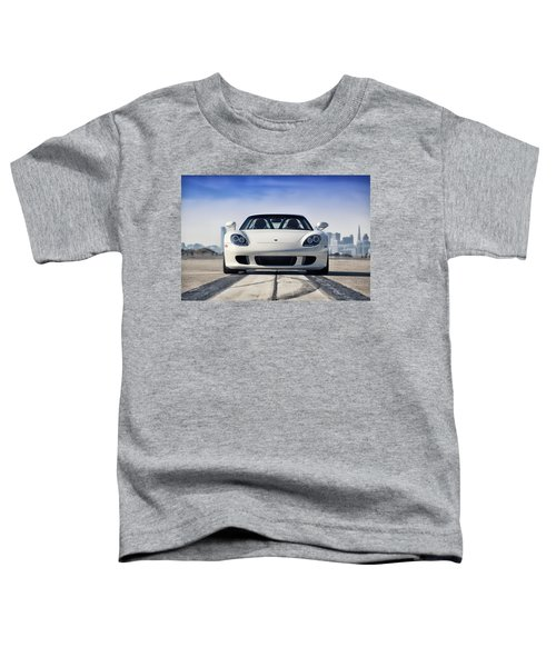 #porsche #carreragt Toddler T-Shirt