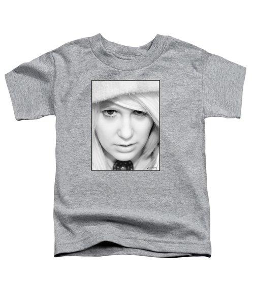 Portrait Of A Sorceress Toddler T-Shirt