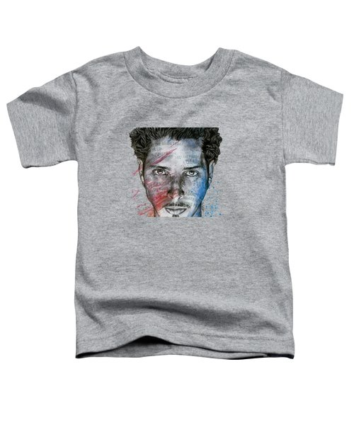 Pretty Noose - Tribute To  Chris Cornell Toddler T-Shirt