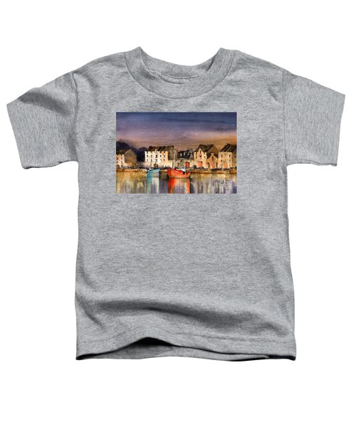 Ramelton Dusk, Donegal. Toddler T-Shirt