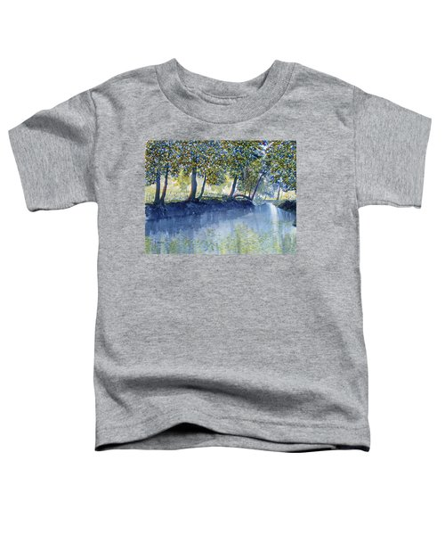 Ripples And Reflections Toddler T-Shirt