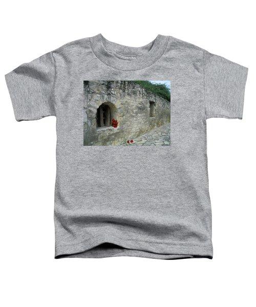San Antonio Rose Toddler T-Shirt