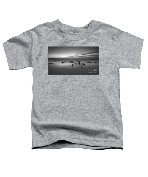 Sandy Hook Sunrise  Toddler T-Shirt