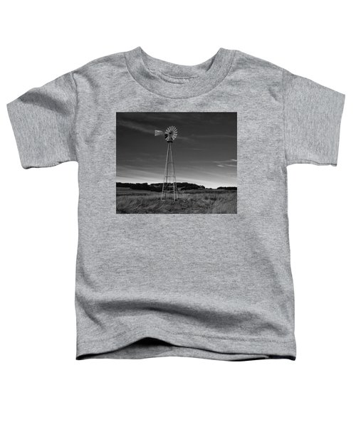 Santa Rosa Plateau Windmill Toddler T-Shirt