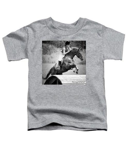Sheer Determination Toddler T-Shirt