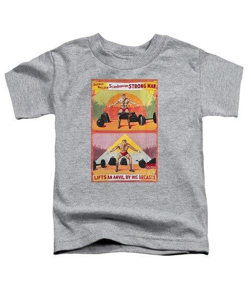 Sideshow Poster, C1945 Toddler T-Shirt