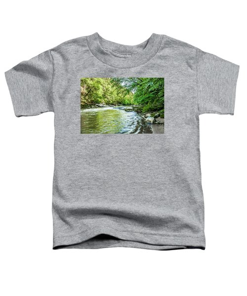 Slippery Rock Gorge - 1920 Toddler T-Shirt