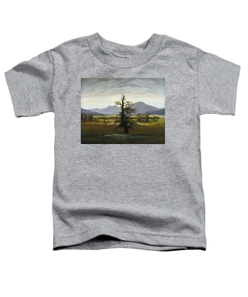 Solitary Tree Toddler T-Shirt