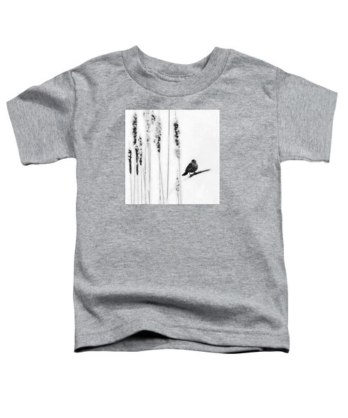 Song Bird  Toddler T-Shirt