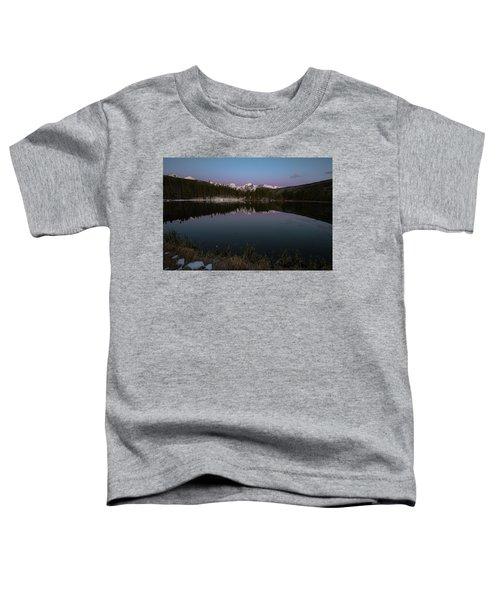 Sprague Lake Toddler T-Shirt